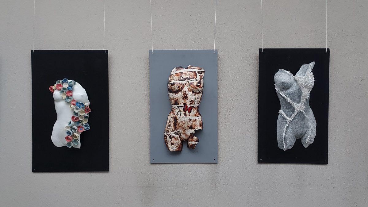 """Wystawa """"Porcelana jest jak kobieta"""""""
