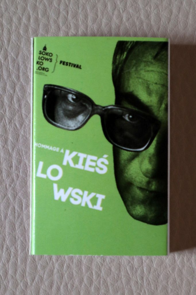 "Miniwystawa 'Hommeage-a-Kieslowski"""